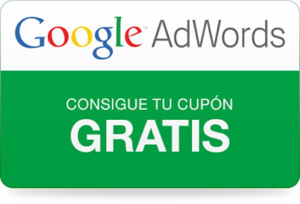 Código promocional Google Adwords gratis