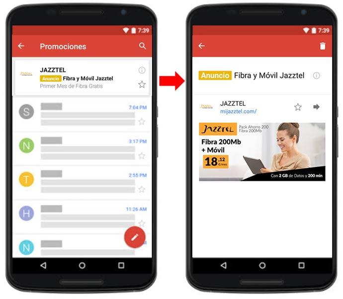anuncios gmail ads