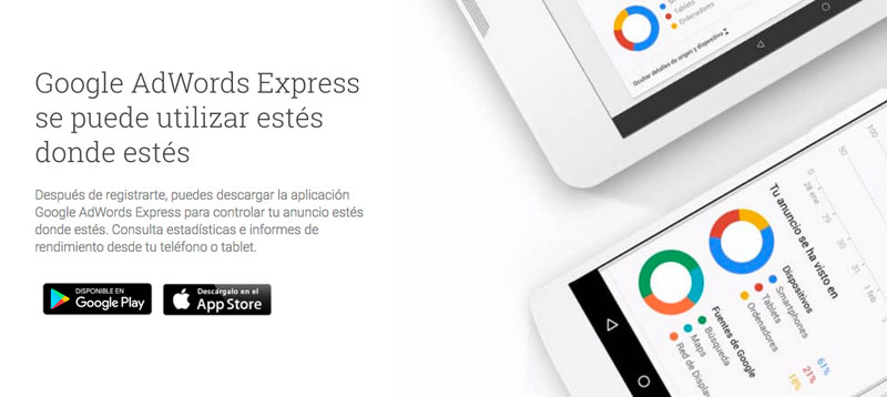 App Google AdWords Express