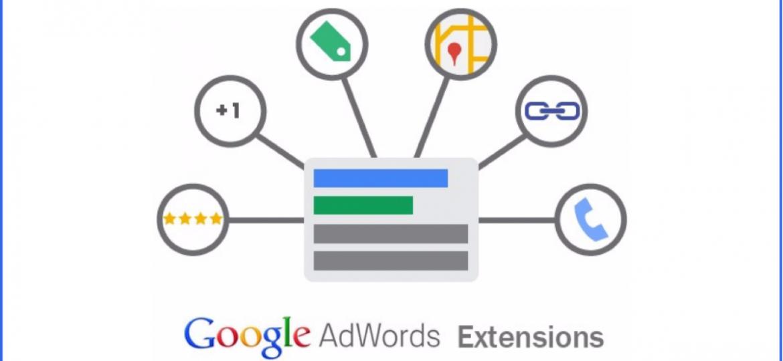 extensiones de anuncios en google adwords
