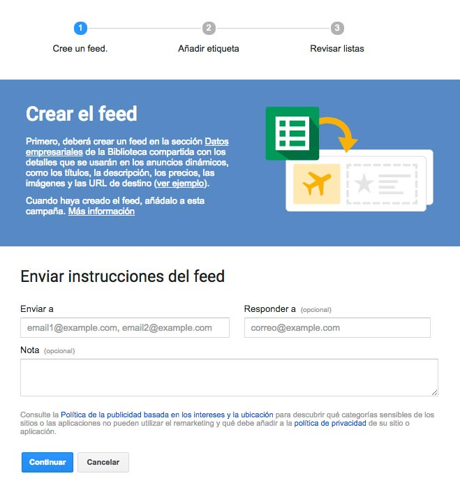 remarketing dinamico en adwords