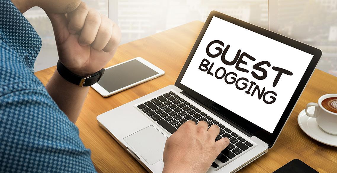 Guest Post como Autor Invitado