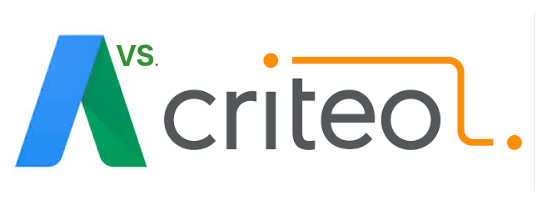 Google Adwords contra Criteo