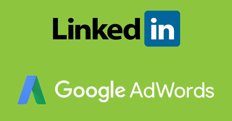 google adwords versus linkedin ads