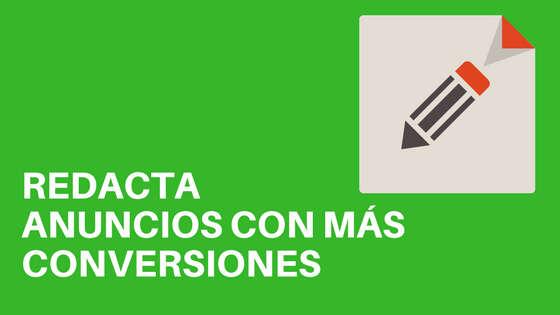 redaccion de anuncios para mejorar conversiones