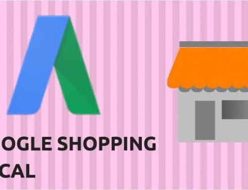 Google Shopping en tu tienda local
