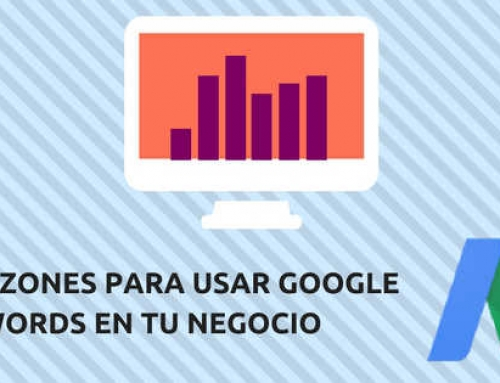 5 Buenas Razones para empezar con Google AdWords