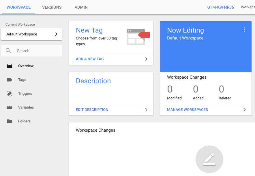 etiquetas google tag manager