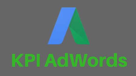 kpi google adwords
