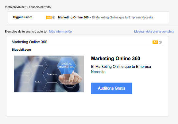 remarketing con campañas de gmail
