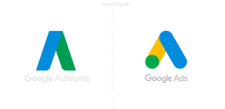 nuevo logo google ads