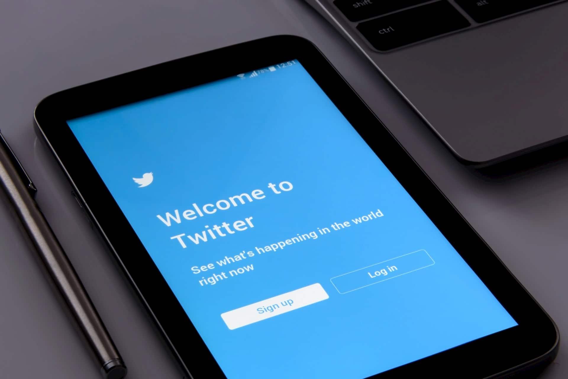 anunciarse en twitter